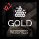Gold - WooCommerce One Page Multi-Purpose Theme