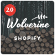 Wolverine - Responsive Multipurpose Shopify Theme