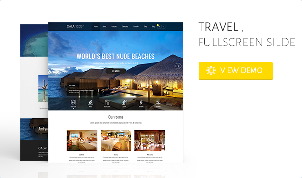 joomla template for travel