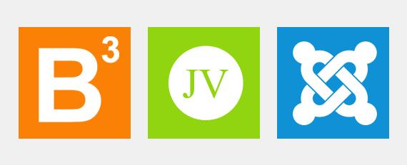 bootstrap 3 - jv framework - Hikashop