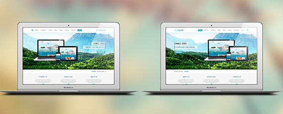 responsive joomla 3 template supports RTL layout