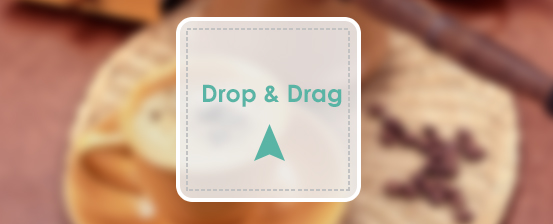 drag and drop module