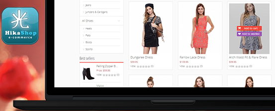joomla 3 templates integrated hikashop