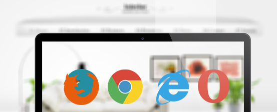 web browsers supported