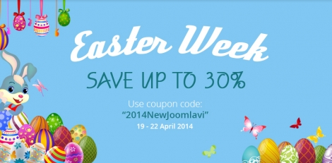 Easter Week Sale Off 30%
