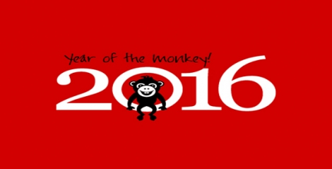 Happy Lunar New Year 2016 - Off Work 9 Days