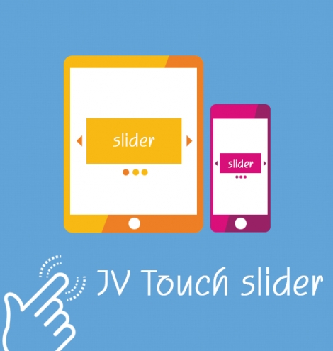 JV Touch Slider