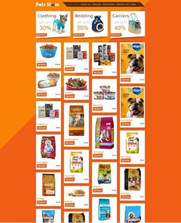 JV Pet Store