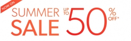 Summer Sale - 50% off everything!!!